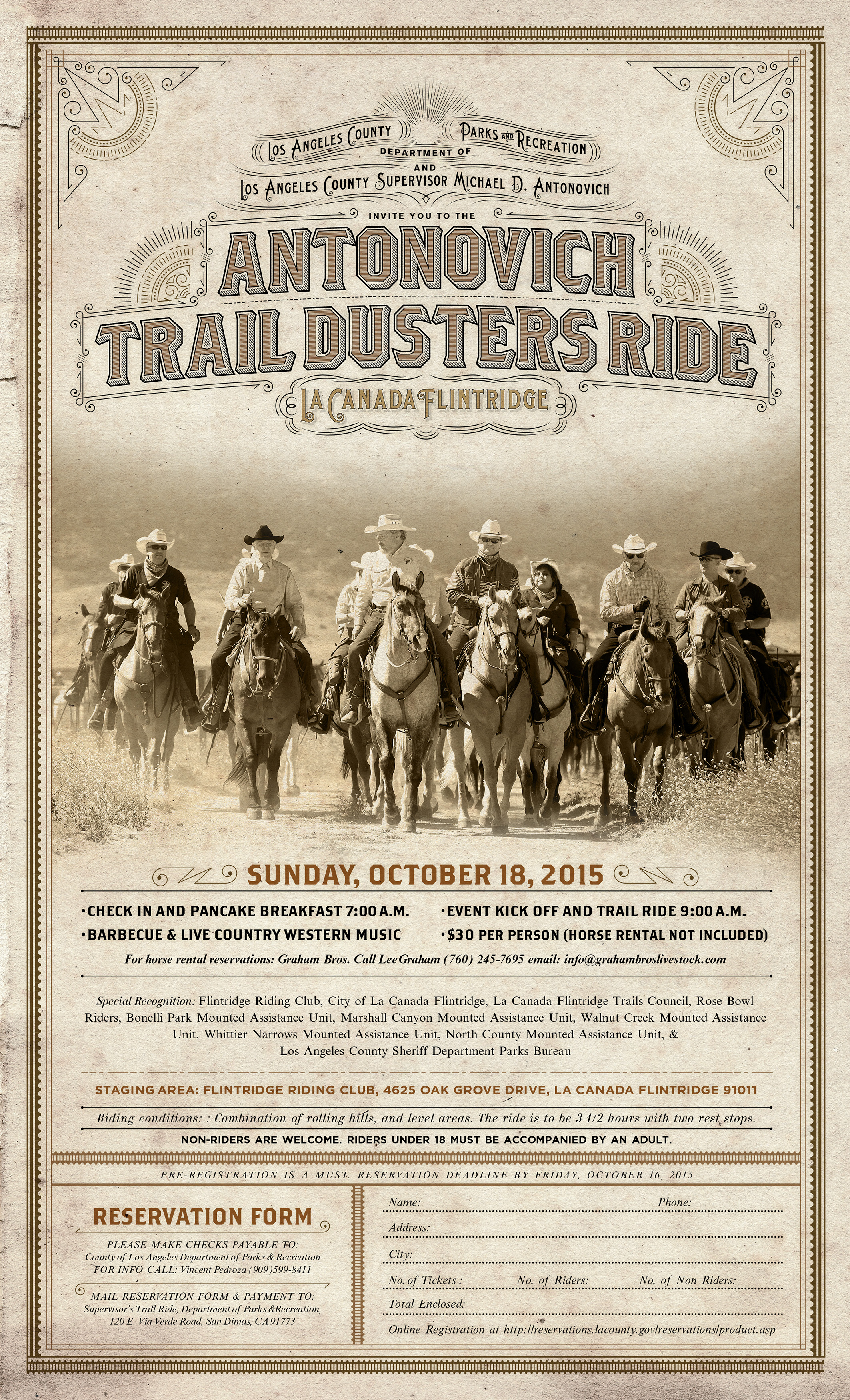 October 2015 Antonovich Trail Ride Flyer Draft